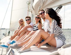 People-on-Yacht