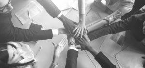 Teamwork-Bw